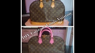 DIY - Custom Louis Vuitton