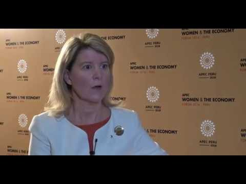 Interviews APEC WE Forum 2016: Ambassador for Women and Girls (Australia)