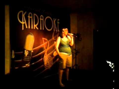 JoAnn at IP Karaoke 2011