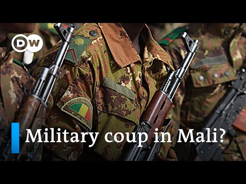 Possible coup underway in Mali | DW News