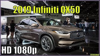 Infiniti QX50 2019 | New 2019 Infiniti QX50 Review - Exceptional engineering wrapped in anonymity
