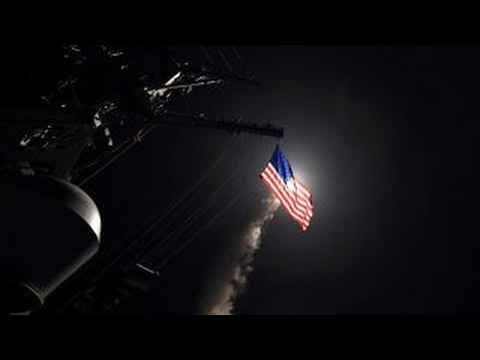 Was the U.S. airstrike in Syria 'irresponsible'?