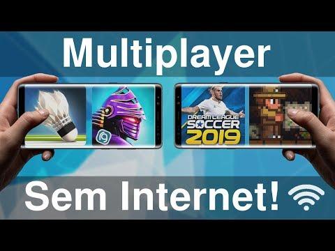 TOP 5 Jogos De Multiplayer Via LAN [Wifi Sem Internet] [4]