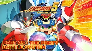 Mega Man Battle Network 5: Double Team DS - Teil 05: Die Party Battle System