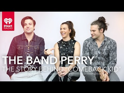 "The Band Perry - ""Comeback Kid"" (Song Breakdown Interview)"
