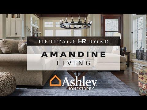 Ashley HomeStore | Amandine Living