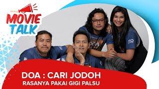 #MovieTalk DOA : Cari Jodoh - Fedi Nuril Main Film Komedi
