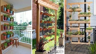 5 Diy Clever Living Walls And Vertical Garden You Must Check: Some Clever Inspirations