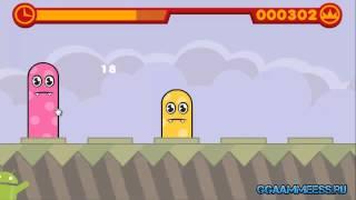 Онлайн игры Безумные червячки Mad worms