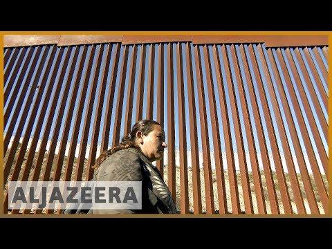 🇺🇸Migrant caravan: Many struggling to cross into US   Al Jazeera English