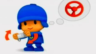 Pocoyo Racing - Episode 10 - Level 5 part 3 - Games for kids - Happy Kids Games and Tv - 1080p