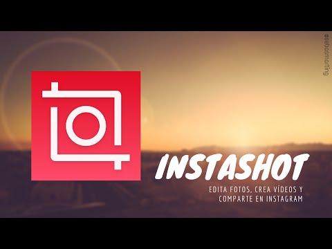 InstaShot, la mejor app para editar fotos y vídeos para Instagram