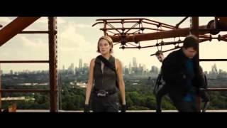 Дивергент глава 3, Аллигент  За стеной  смотреть онлайн трейлер 2015