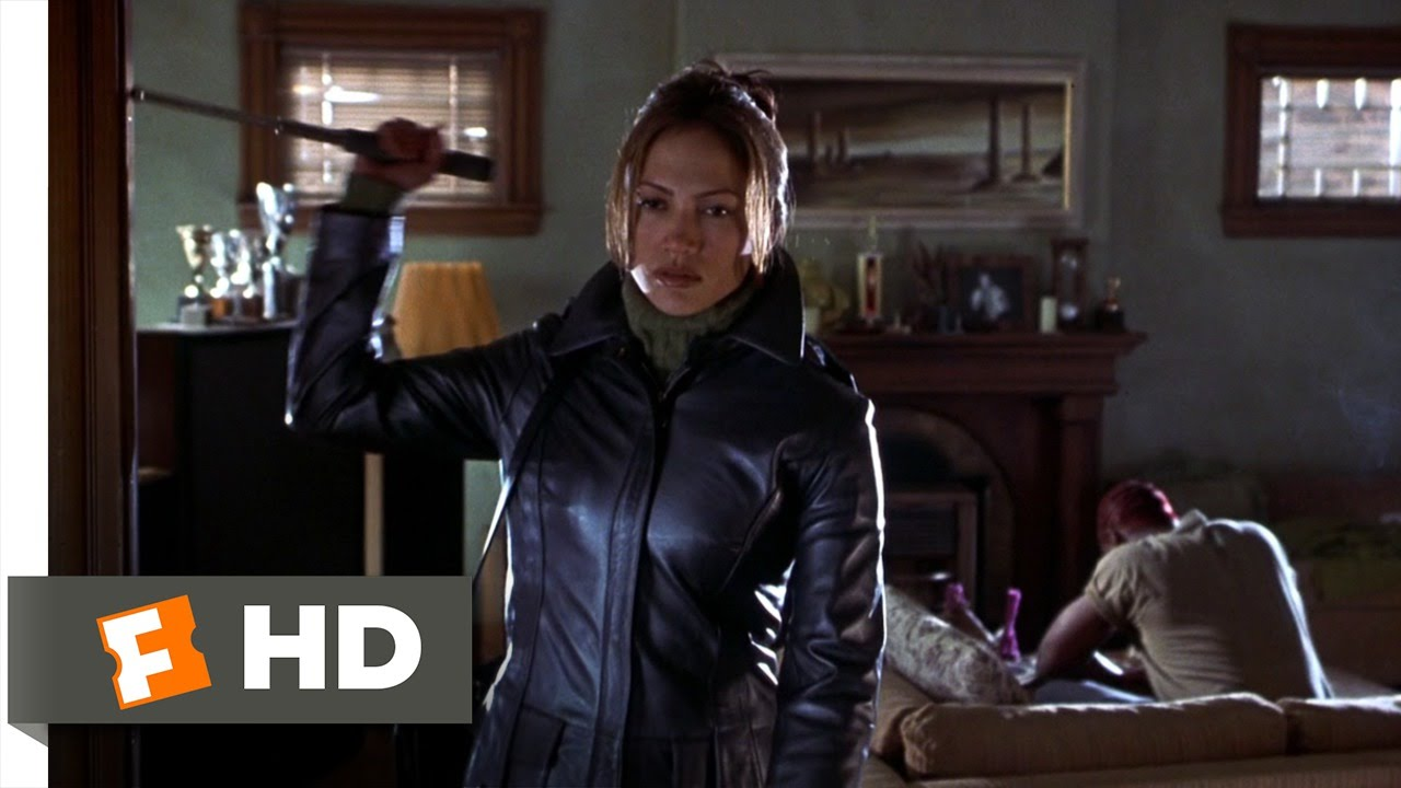 Download Out of Sight (1998) - Wanting to Tussle Scene (5/10)   Movieclips