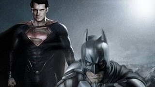 Man of Steel 2: Superman vs Batman Trailer (2014) - Ben Affleck as Batman, Henry Cavill