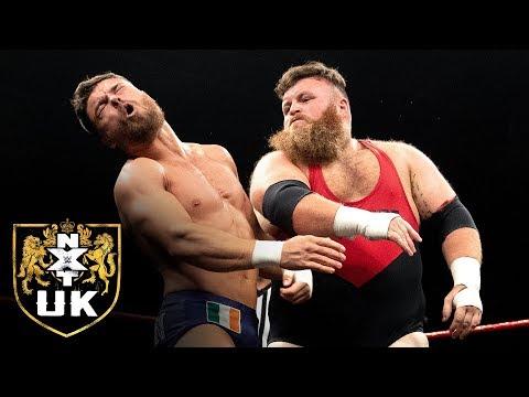 Mastiff locks horns with Devlin: NXT UK highlights, Oct. 31, 2019