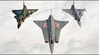 הקברניט: כשהשבדים בנו את מטוס הקרב הכי מתקדם בעולם