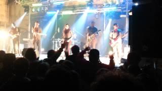 AfroBand Performing Encmenda de Terra