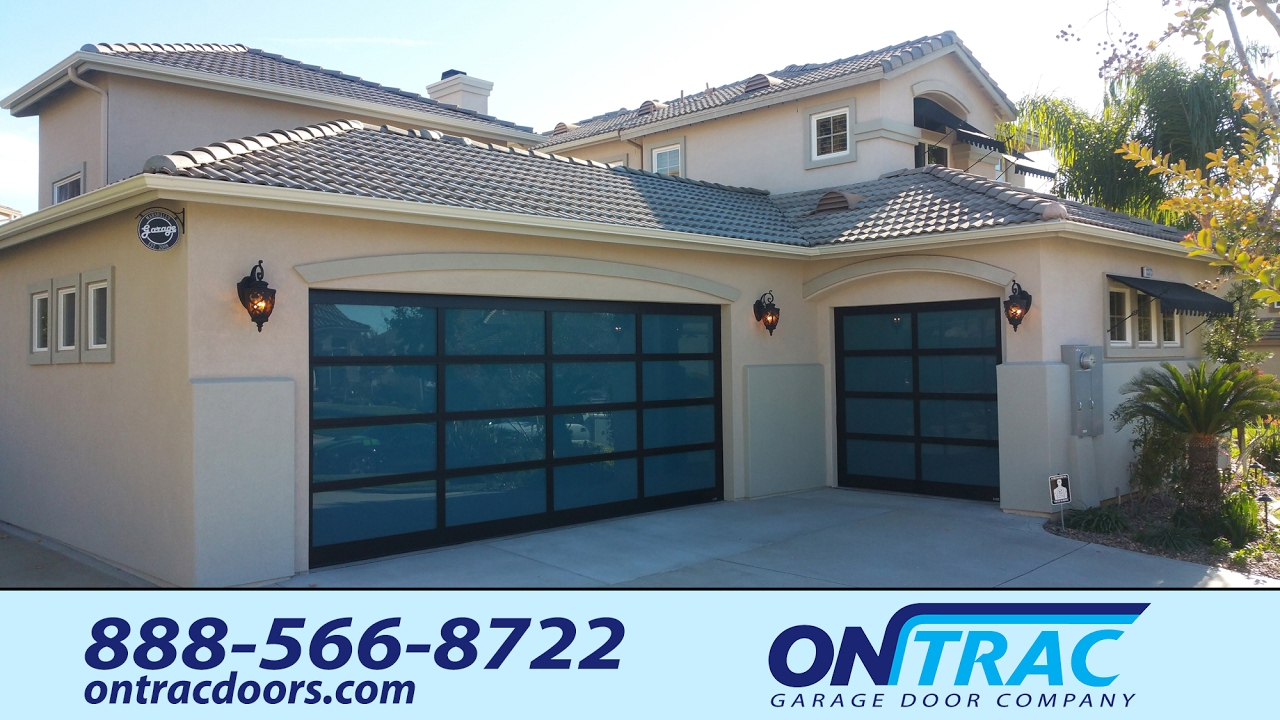 On Trac Garage Doors Southern Californias 1 Garage Door Company