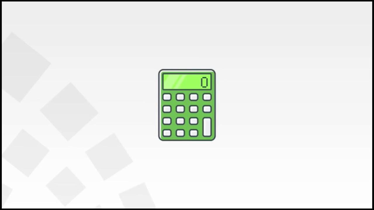 طريقة استخدام الآلة الحاسبة التقديرية بـ #حساب_المواطن ...