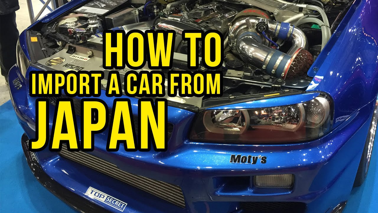 How To Import A Car From Japan - The No BS Version | JAPAN101
