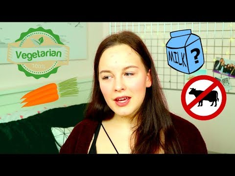 PROČ JSEM VEGETARIÁNKA? podporuju mléčný průmysl?