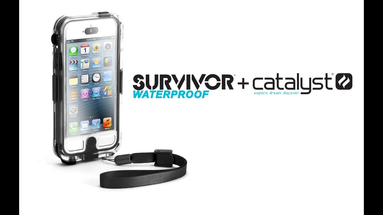 new products 0426a e7da7 Griffin Survivor Waterproof Catalyst Case for Apple iPhone 5