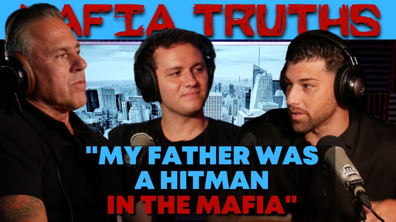 """""""My Father Was a Hitman in the Mafia"""" John Alite's Son Recounts Growing Up with Mobster Father"""