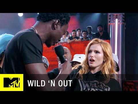 Wild 'N Out  Nick Wants Bella Thorne To Be The Kylie To His Tyga  MTV