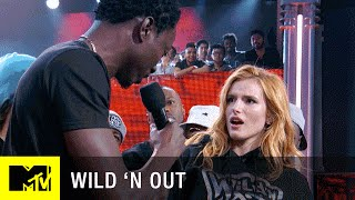 Wild 'N Out | Nick Wants Bella Thorne To Be The Kylie To His Tyga | MTV thumbnail