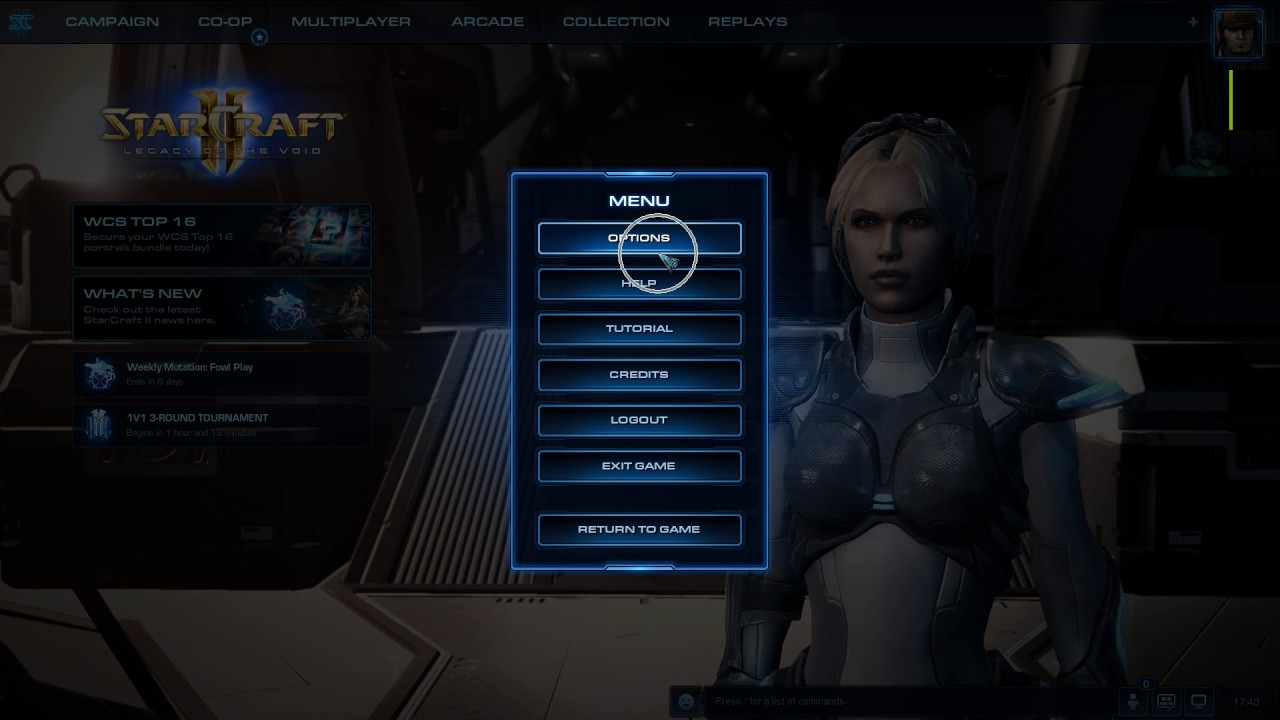 How To Disable Mouse Wheel Zoom In StarCraft II