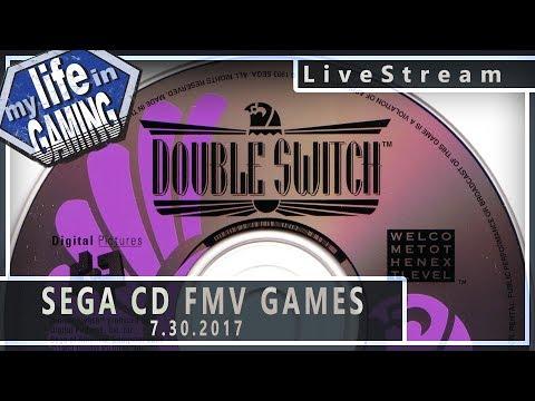 Sega CD Games! 7.30.2017 :: LiveStream - Sega CD Games! 7.30.2017 :: LiveStream