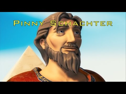 Pinny Schachter - Ma Nishtana (Official Video) Passover Song