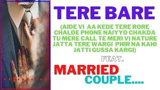 Na Ladya Kar Tu Mere Naal Ve Whatsapp Status || Tere Bare Status || Tere Bare Full Screen Status