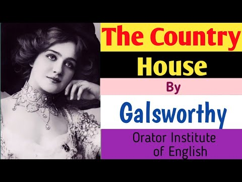 The Country House by John Galsworthy in Hindi