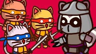Ударный отряд котят-игра Для Детей #3