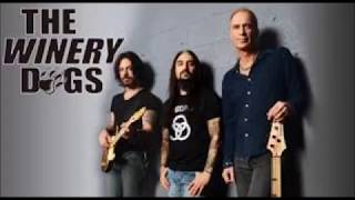 Time Machine  - The Winery Dogs (With Lyrics)