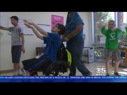 Cypress School on the news!