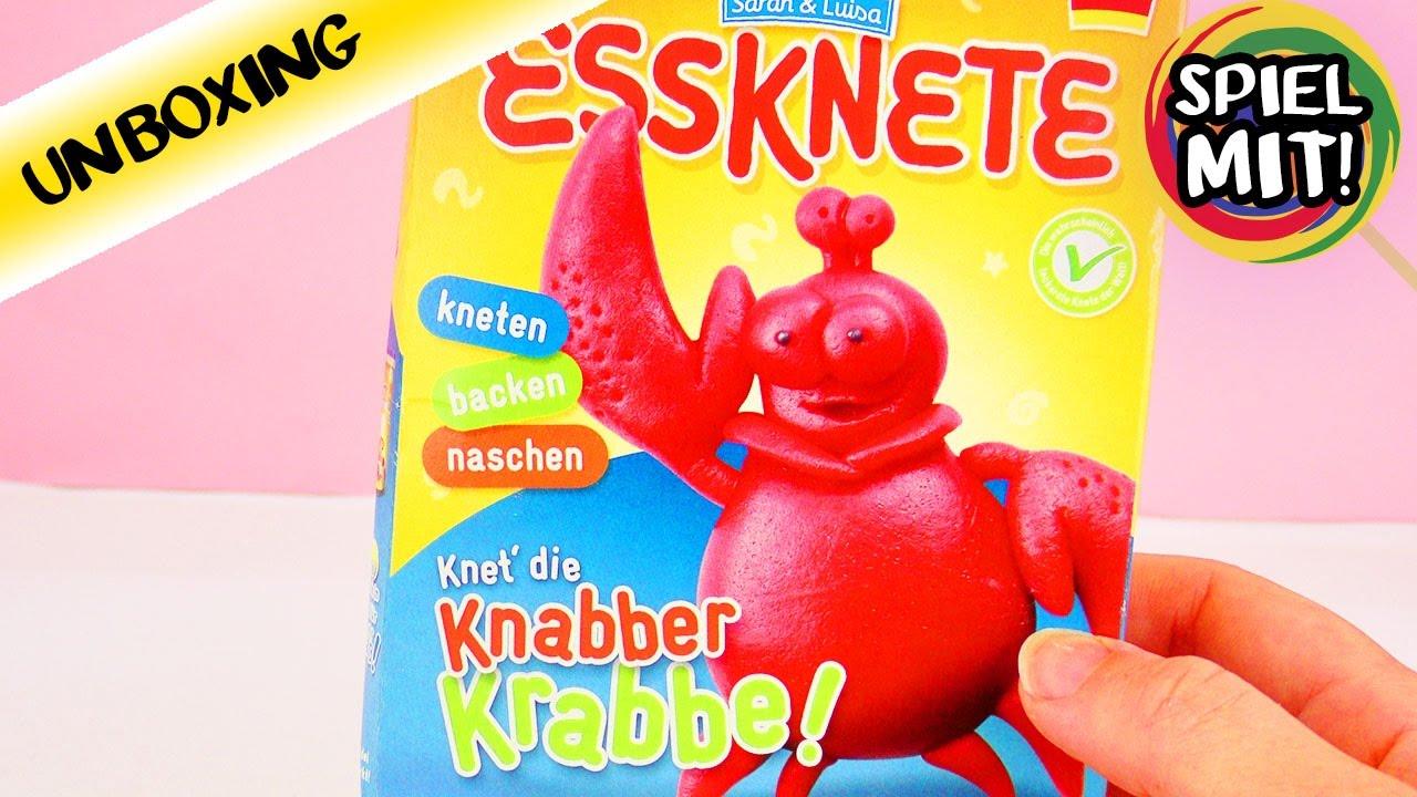 Essbare Knete Selber Machen Deutsch Doch Nur Roter Keksteig
