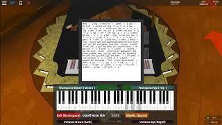 Los ángeles de la muerte - Orar Roblox Piano