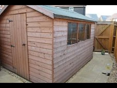 SHED FOR SALE ON EBAY