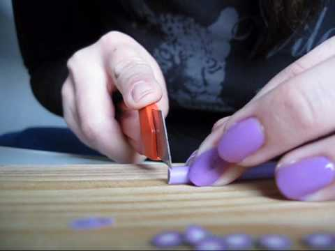 How to cutting fimo canes nail art youtube prinsesfo Choice Image