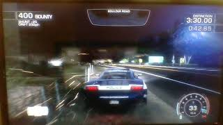 Need for Speed: Hot Pursuit - Limited Emission