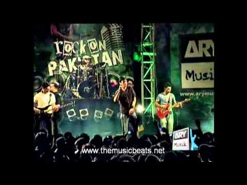 EP Hamain Aazma Live in Rock on Pakistan Event Karachi 13 Aug 09