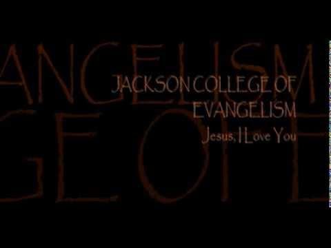 Jackson Mass Choir - Jesus, I Love You