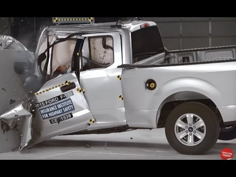 Aluminium Body vs Steel Body | Crash Test