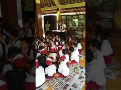 Rotary Club Bali Kuta support Villages library since 2001 at Suradadi village.