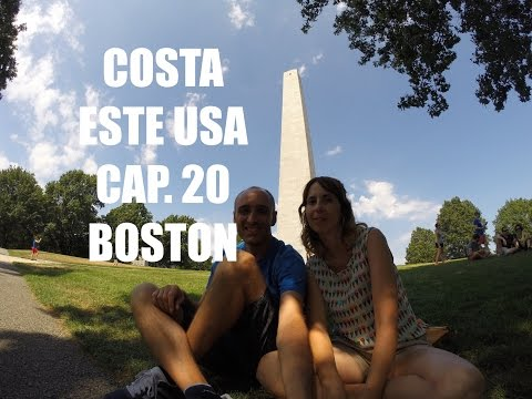 Guia de Viaje Costa Este USA #20 - Boston y el Freedom Trail - Que ver en un dia en Boston