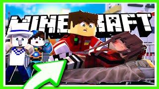 SCHWERER UNFALL! MÄDCHEN MUSS INS NEUE KRANKENHAUS!! 😱 Minecraft SCHULE