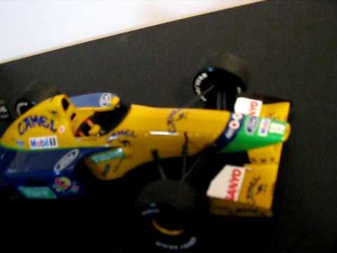 Benetton B191B Michael Schumacher Formula 1 1992